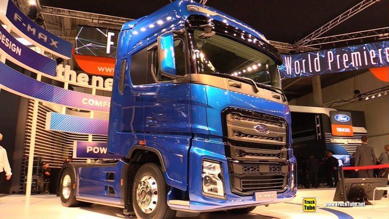 ford trucks f max