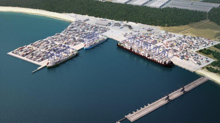 контейнерный порт