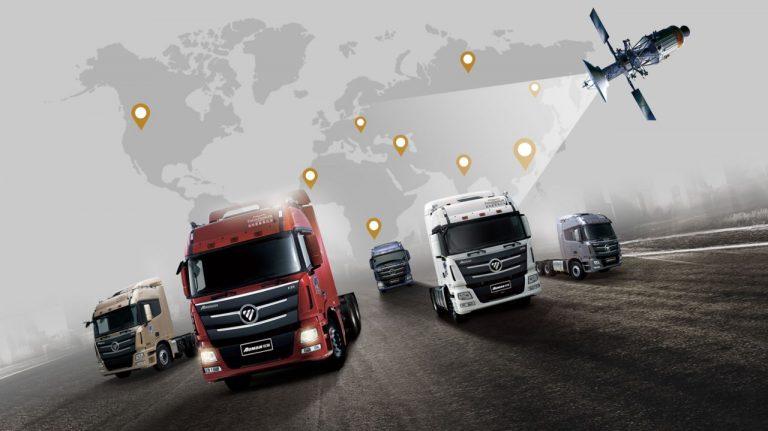 контроль грузовых автомобилей