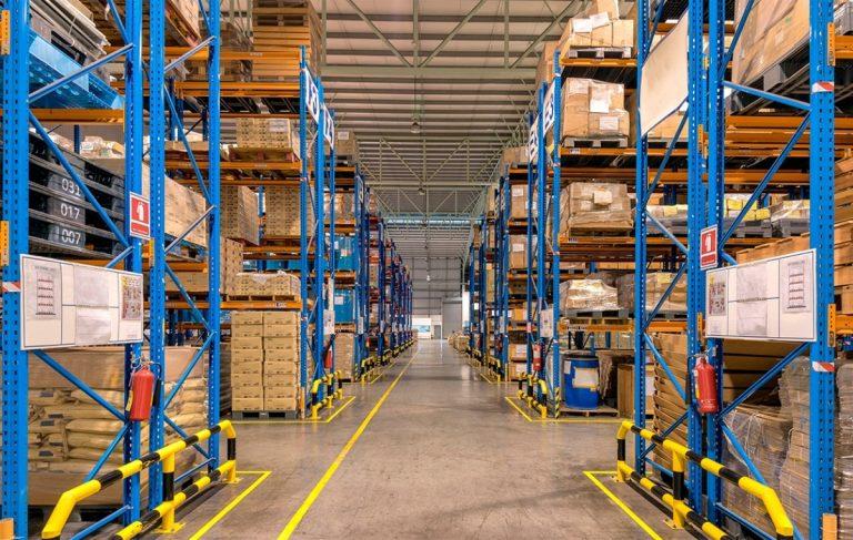 спрос на складские помещения