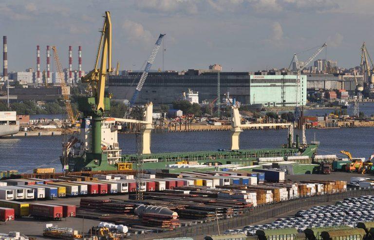 АО Морской порт Санкт Петербург