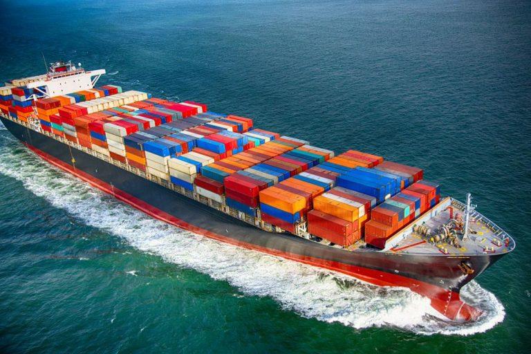 грузоперевозки морским транспортом