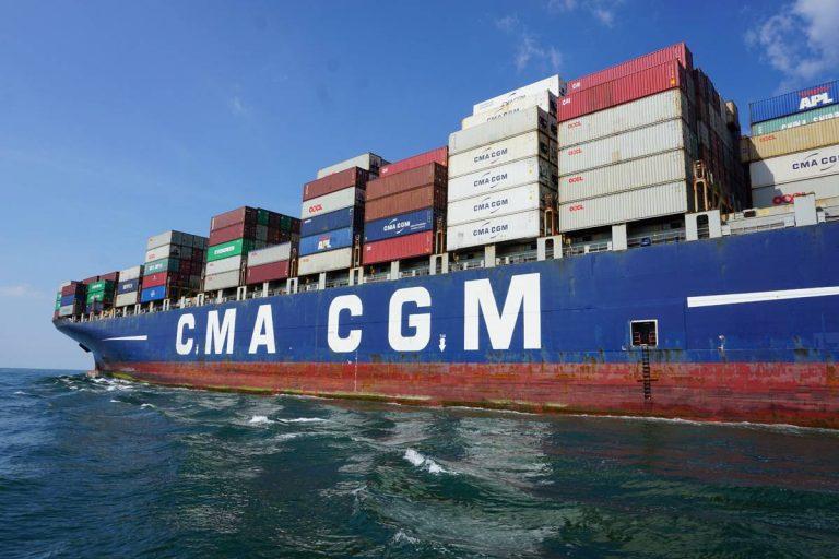 линия CMA CGM