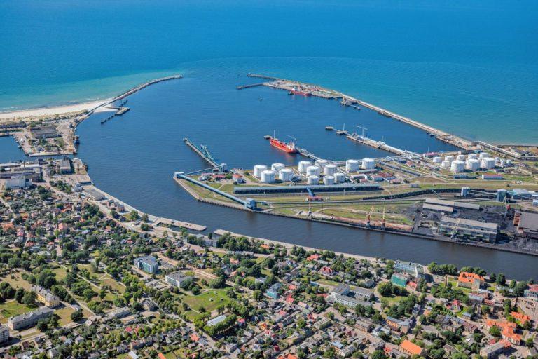 порты Латвии