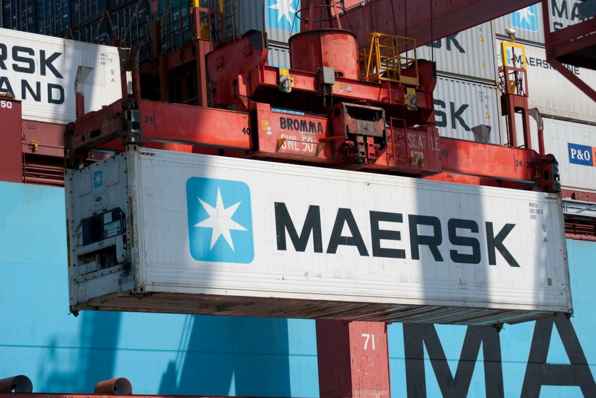 A P Moller Maersk