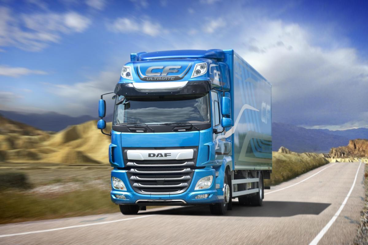грузовые автомобили DAF