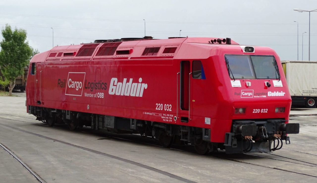 Rail Cargo Logistics